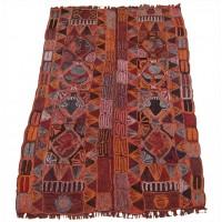 Arabisk kelim tæppe (122x191 cm)