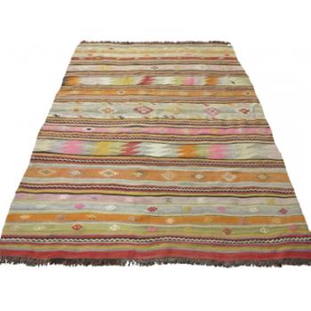 Kelim tæppe (148x202 cm)
