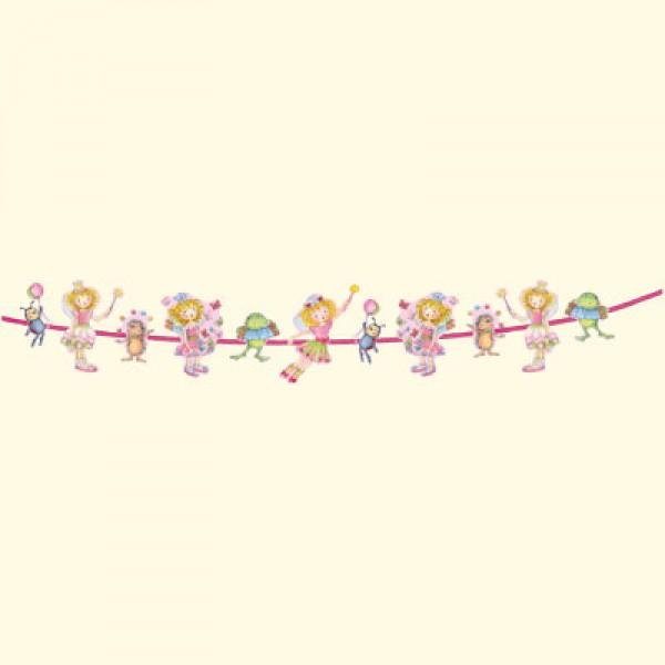 Guirlande med figurer fra Lillefes verden