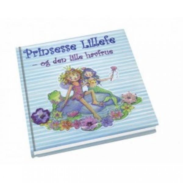 Prinsesse Lillefe og den lille havfrue (udstillingsmodel - nedsat pris)