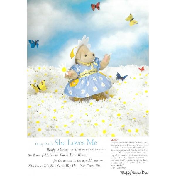 Muffy Daisy Petals